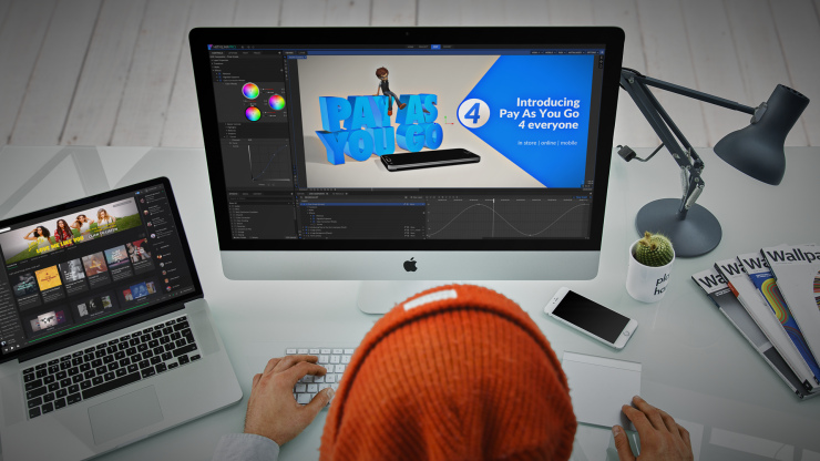 Meet HitFilm 4 Pro, a Powerful Editing & VFX Software That's