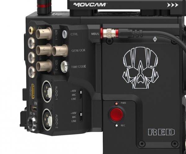 Movcam Module for RED DSMC