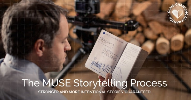 MUSE Storytelling Process