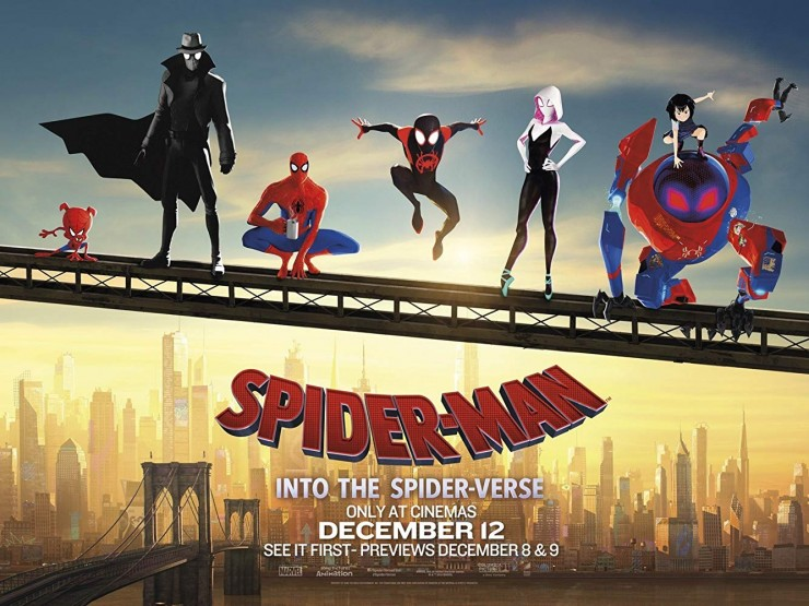 Download The Spider Man Into The Spider Verse Screenplay