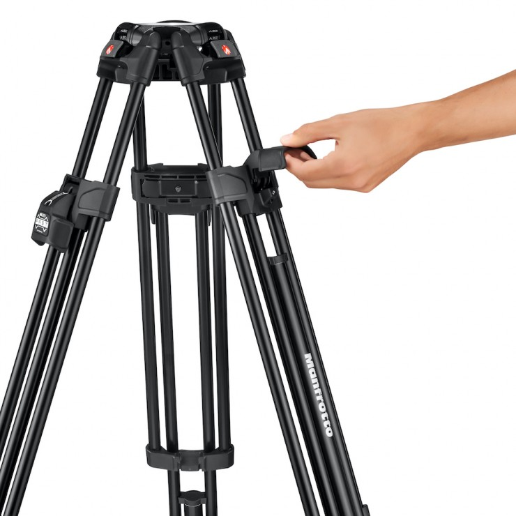 Manfrotto 645 FAST Twin Tripod