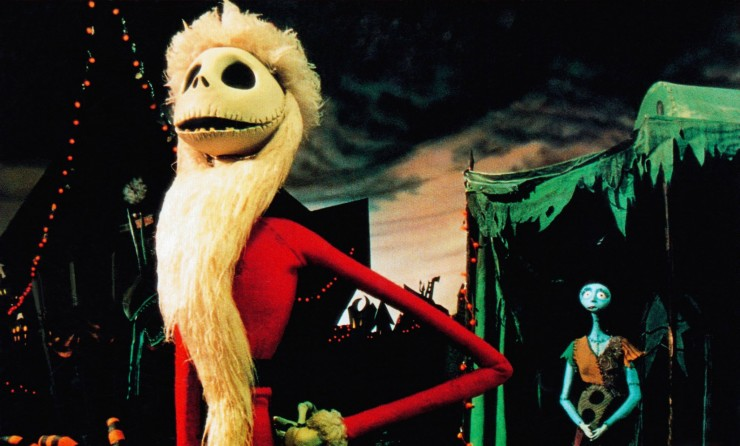 is the nightmare before christmas actually a thanksgiving movie - Nightmare Before Christmas Theory