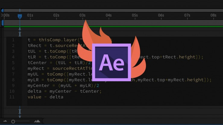 New Adobe After Effects Expression Editor