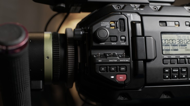 The New Face of the Blackmagic URSA Mini Pro