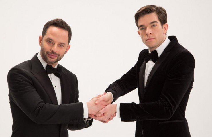 Nick Kroll John Mullaney