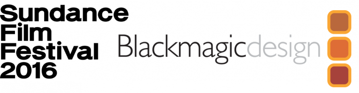 Sundance 2016 Blackmagic Design