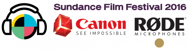No Film School's podcasts from the 2016 Sundance Film Festival are sponsored by Canon and Rode Microphones.
