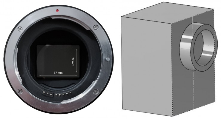 A Small Company Pivots to Deliver First 8K Global Shutter