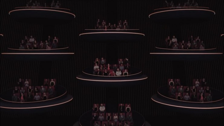 Could These Space Age Vertical Theaters Actually Be The Future Of Cinema