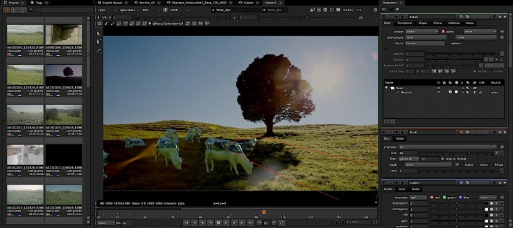Nuke 9 Is Here & Free Licenses Are Soon to Follow: VFX Artists Rejoice