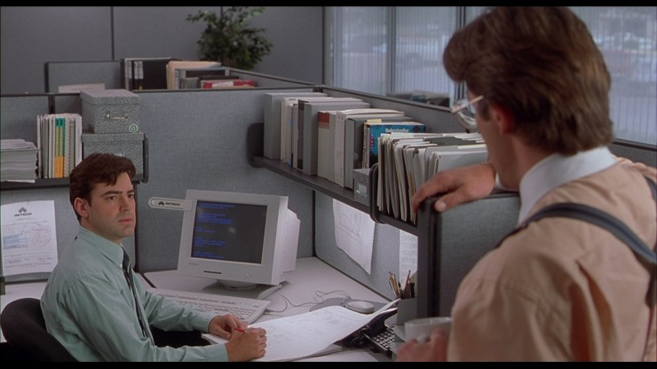 Best movies of 1999 Office space