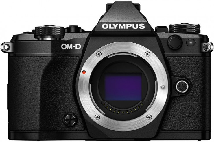 Olympus OM-D E-M5 Mark II with Sensor Stabilization