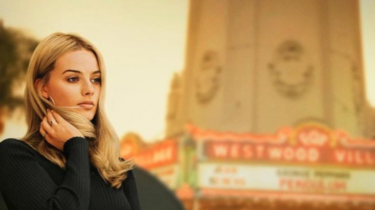 Once Upon a Time in Hollywood On Film
