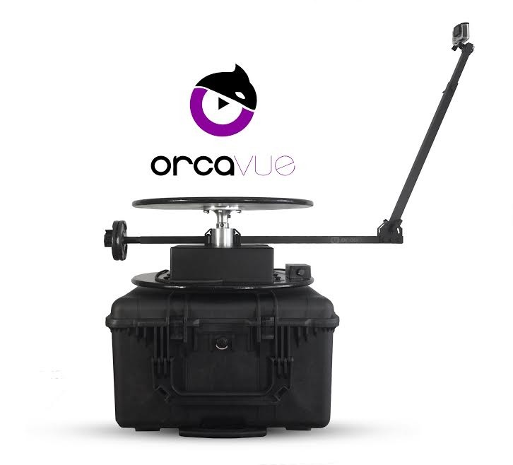 OrcaVue 360 Degree Slow Motion Rig