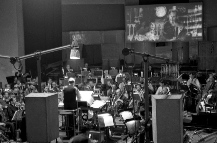 film scoring orchestra motion picture soundtrack