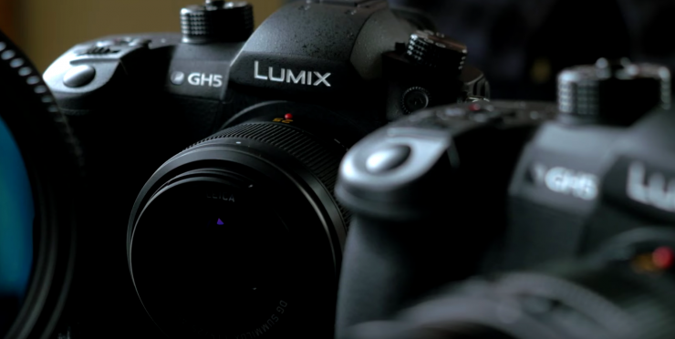 Panasonic Lumix G Series Firmware Updates To Include Better GH5