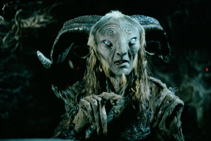 Pan's Labyrinth high low fantasy Fandor video essay no film school justin morrow