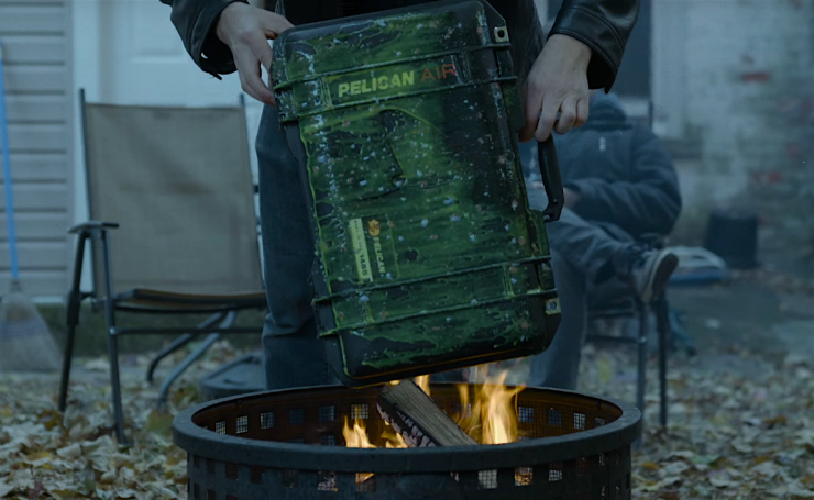 Watch This Pelican Case Gets Battle Tested To See How