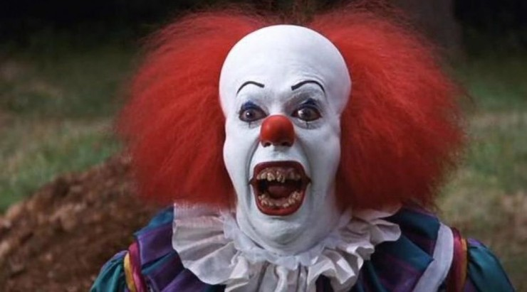 pennywise it horror villain video essay stephen king no film school justin morrow
