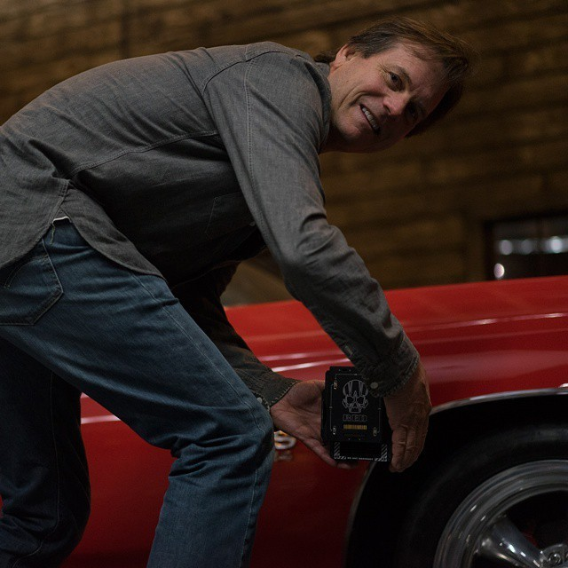 Phil Holland Bill Paxton RED WEAPON