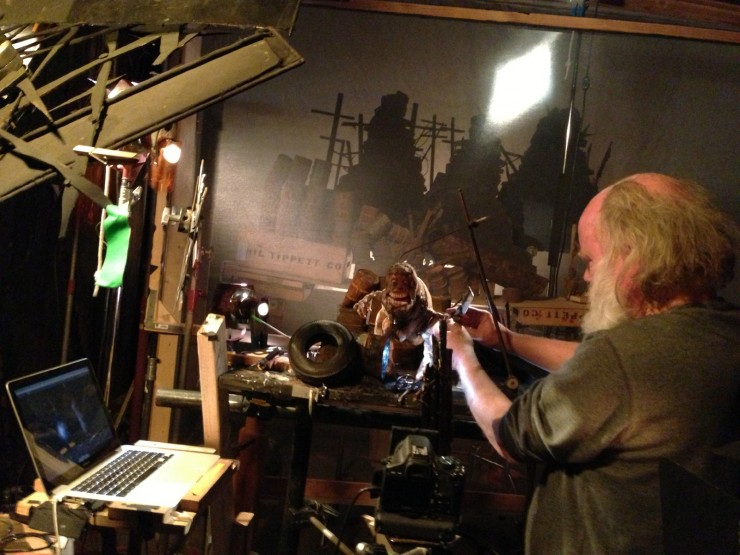 Phil Tippett Stop Motion Mad God No Film School