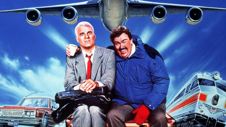 'Planes, Trains, and Automobiles'