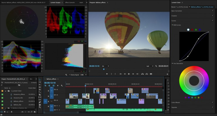 New to Premiere Pro: HDR Workflows, Optical Time Remapping, & H 265