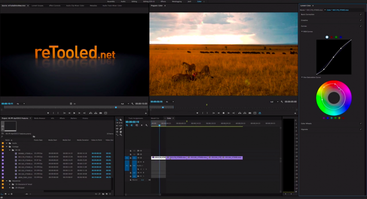 Take a deeper look at the powerful new features coming to premiere pro ccuart Images