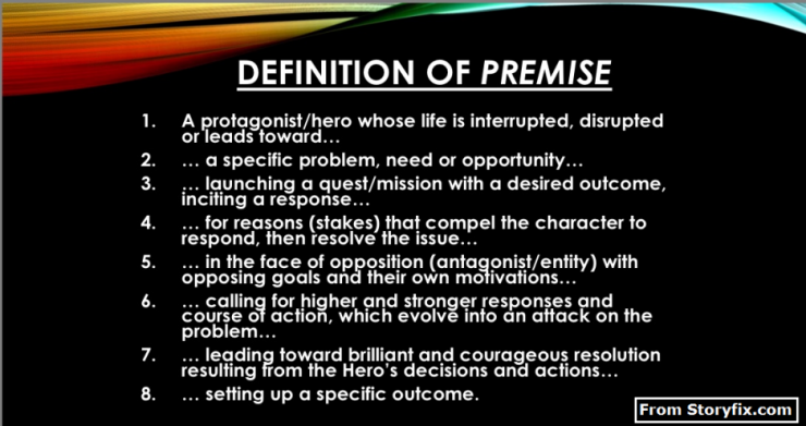 What is a premise