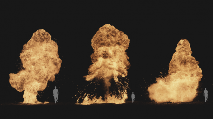 ActionVFX's New Stock Effects Library Will Blow You Away