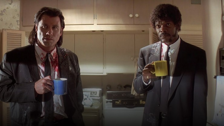 Pulp Fiction Was Quentin Tarantino S Coming Out Party In 1994 Now 25 Years Later We Look Back On Its Classic Script