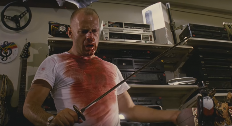 exploring how quentin tarantino uses violence in his films