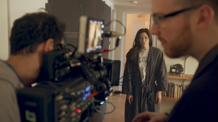 Behind the scenes of 'Psychosynthesis'