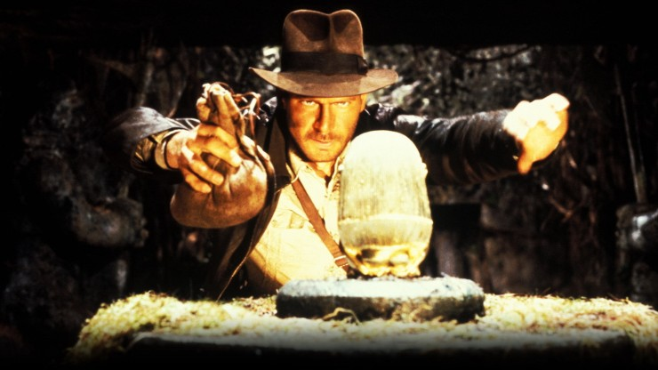 Here S Why The Boulder Scene From Raiders Of The Lost Ark