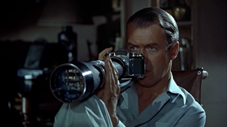 Alfred Hitchcock's Advice Rear Window