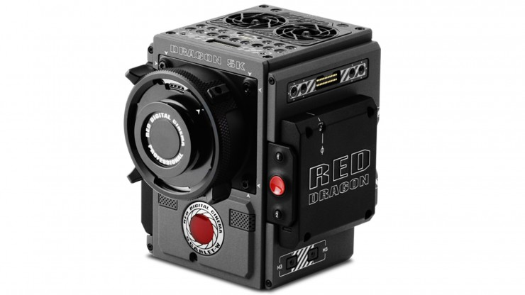 RED SCARLET W with PL Mount