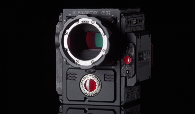 RED WEAPON 8K Full Frame Vista Vision 1