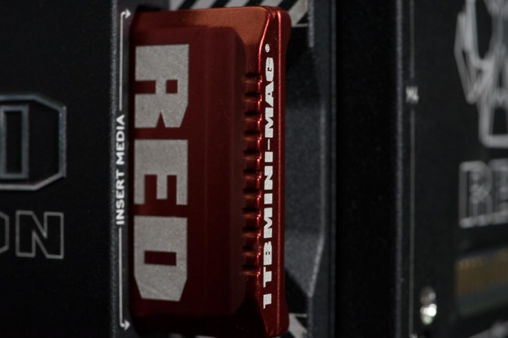 RED WEAPON ProRes