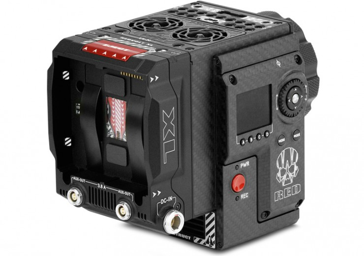 RED WEAPON REDVOLT XL Module 2