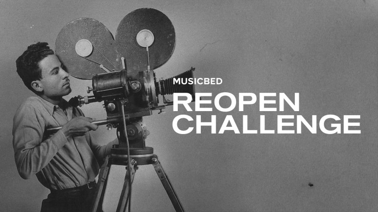 Musicbed Reopen Challenge