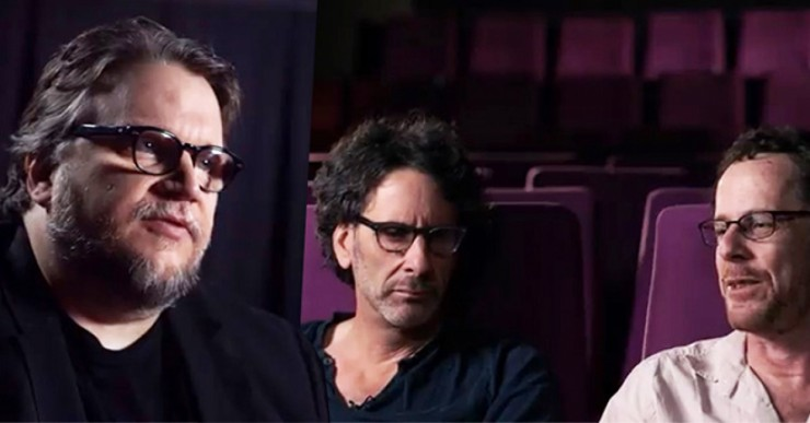 5 Lessons From the Guillermo Del Toro Interview with the Coen Brothers