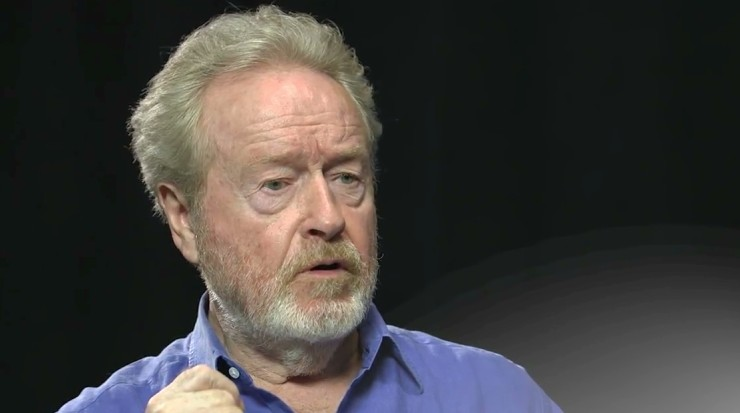 Ridley Scott and Drew Goddard on 'The Martian'
