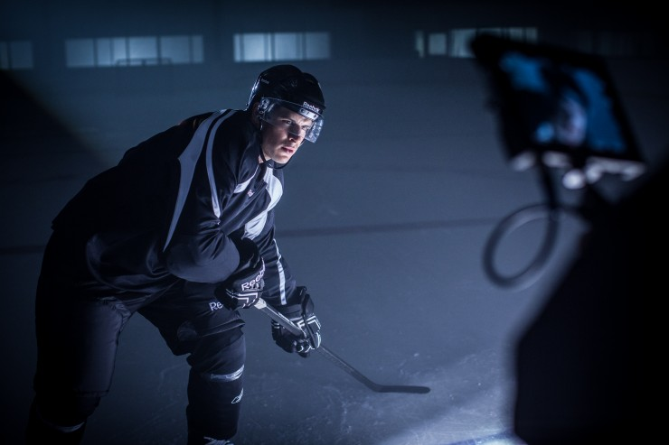 Sidney Crosby, Notch Video BTS