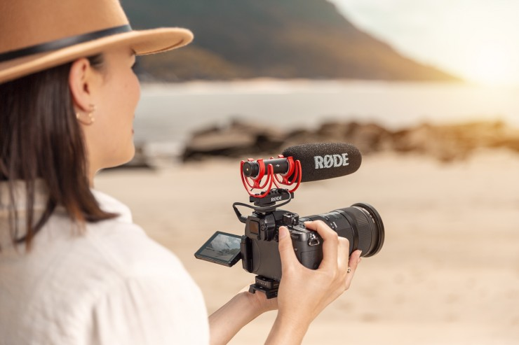 The Reliable RODE VideoMic NTG Combines Must-Have Features