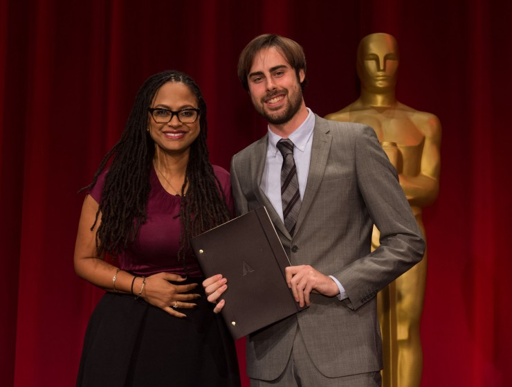 This is What Happens When You Win the Nicholl Fellowship in Screenwring