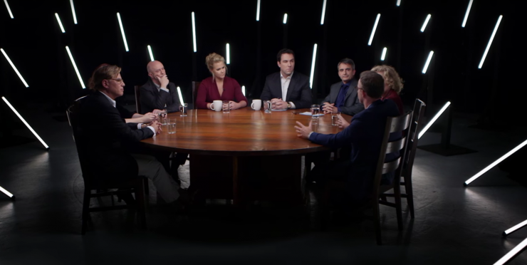 THR's Uncensored Writer Roundtable