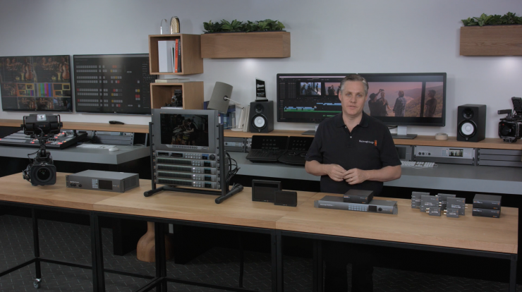 Blackmagic Design NAB 2016