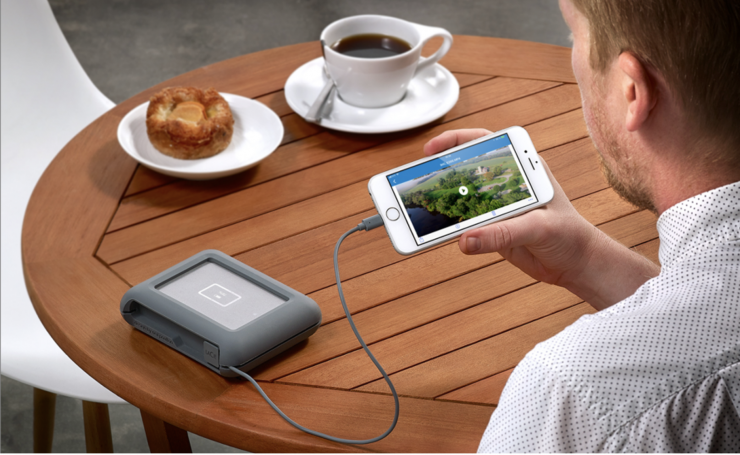 Introducing Copilot from DJI and Seagate