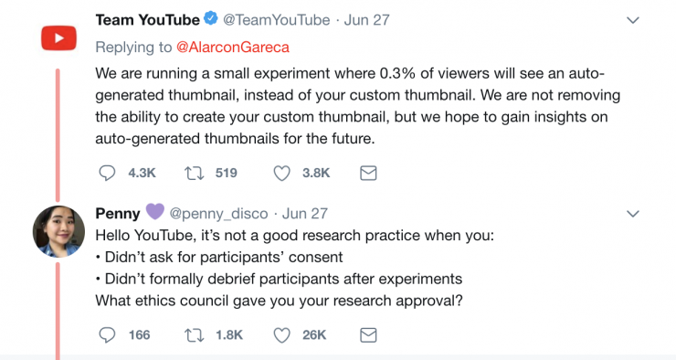 YouTube May Soon Put an End to Custom Thumbnails