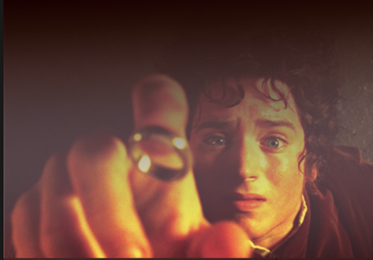 How to Write Internal and External Conflict, Frodo
